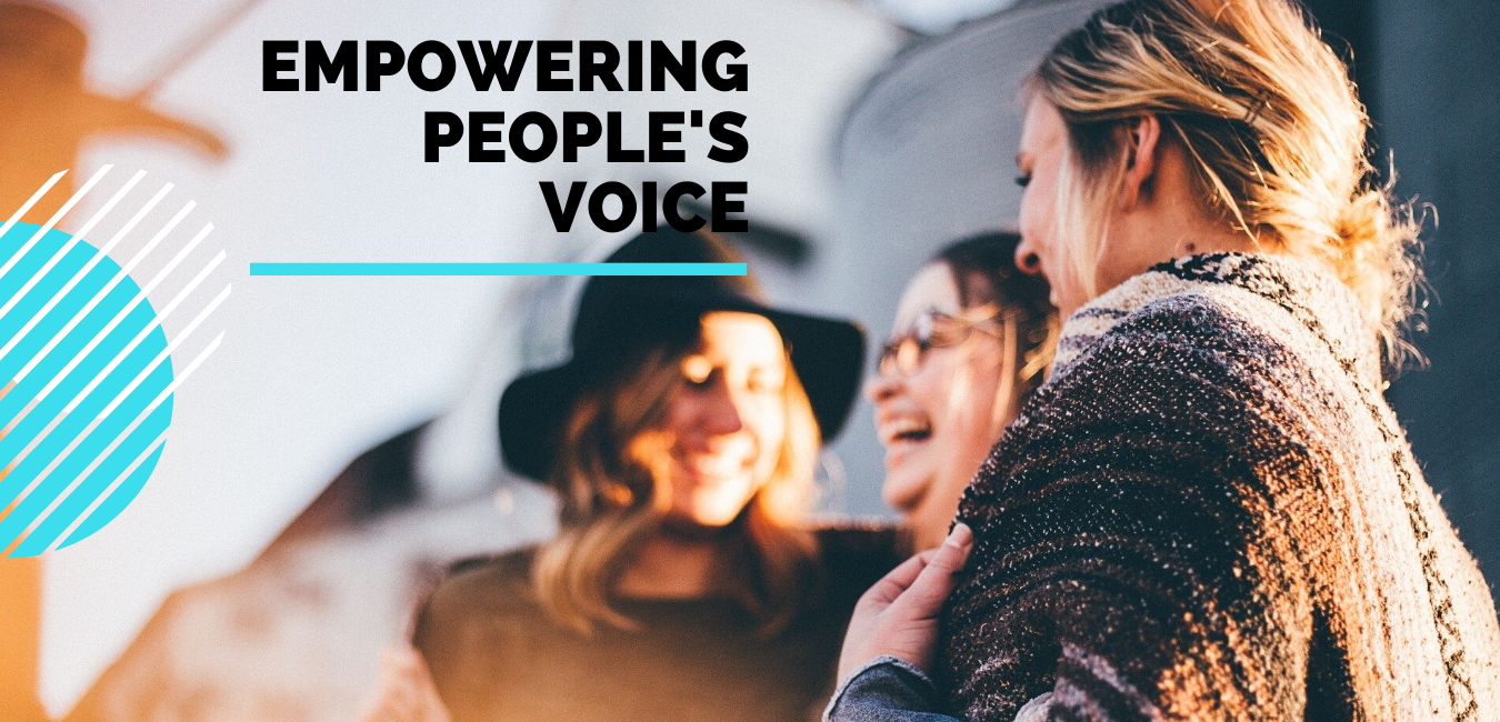Empowering People's Voice